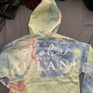 Disney Aulani Anorak Rain Jacket